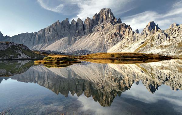 dolomites-mirrorlake_by_Kilian-Sch-no-temnafotografia