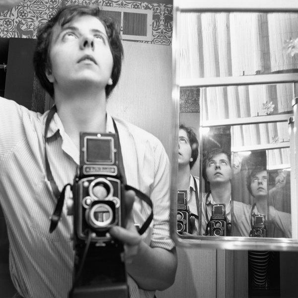 Vivian Maier/Maloof Collection - From Vivian Maier: Self-Portraits (PowerHouse Books, 2013)