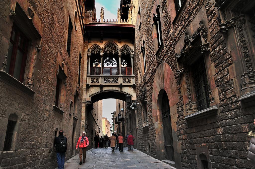 Bairro Gotico - Espanha - Jaume CP BCN_temnafotografia